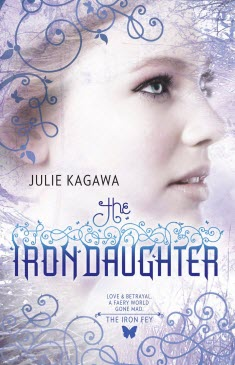 Review: The Iron Daughter by Julie Kagawa